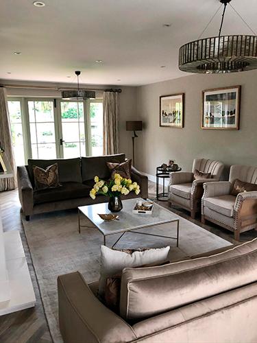 Grafton Quarter, Living Room