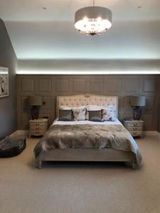 Grafton Quarter, apartment bedroom