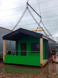 Modular classroom unit