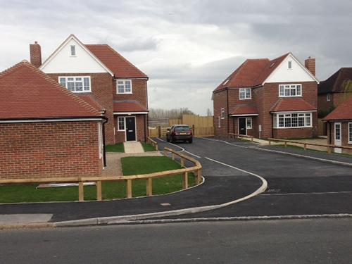 Uckfield, Sussex, 5-bedroom homes
