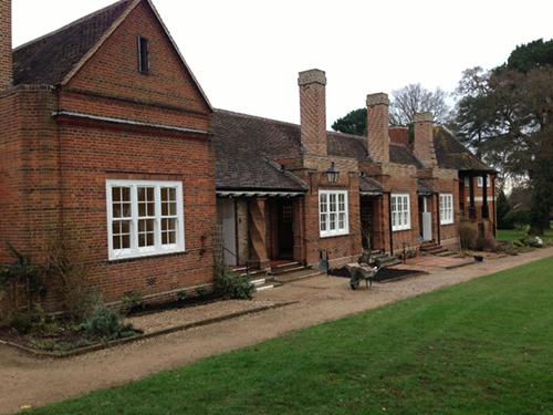 Whiteley Village, refurbishment