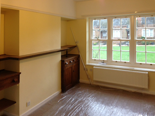 Whiteley Village, refurbishment