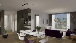 Comfortable modular living