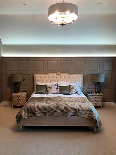 Grafton Quarter, bedroom